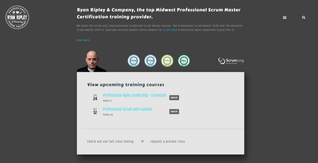 Ryan-Ripley-Training-Courses